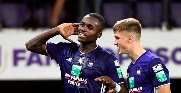 Kindermans wil weer jeugd zien bij Anderlecht: Ik zou geen seconde twijfelen
