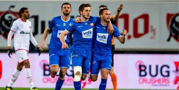 'KAA Gent breekt contract van Chakvetadze in alle stilte open tot 2022'