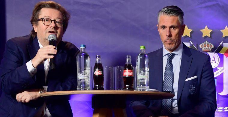 Opstappen Coucke met gejuich onthaald: 'De enige correcte beslissing, president'