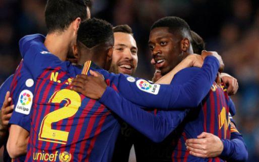 Afbeelding: Barcelona doorstaat Champions League-vermoeidheid en kan landstitel ruiken