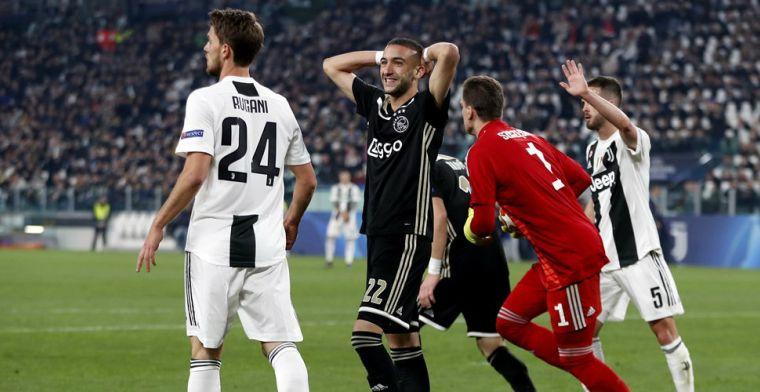 Twee afwezigen bij feestje Ajax in Turijn: Ik zat bij de dopingcontrole