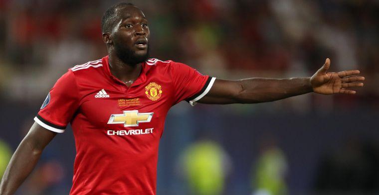 'Manchester United wil Lukaku verkopen bij goed bod: drie clubs tonen interesse'