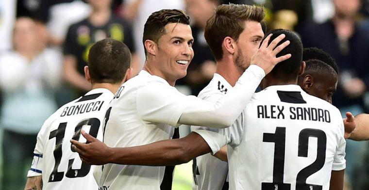 Juventus knokt zich terug en spoelt Ajax-kater weg met achtste Scudetto op rij
