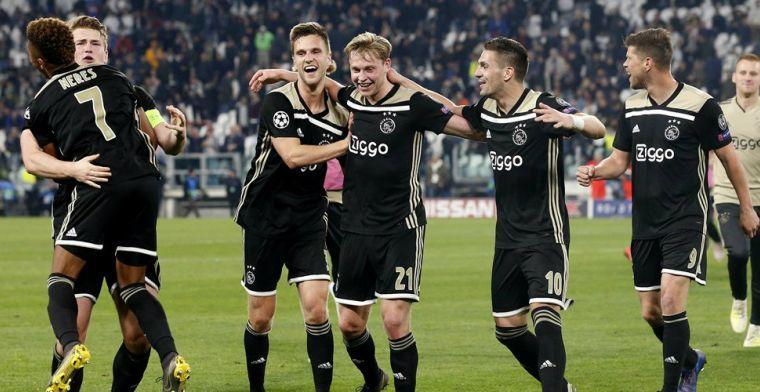 'Ajax was niet normaal goed, de Champions League-finale is nu een must'