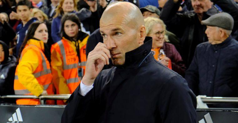 Zidane is eruit en aast op grote namen voor Real Madrid: Ik ken hem persoonlijk