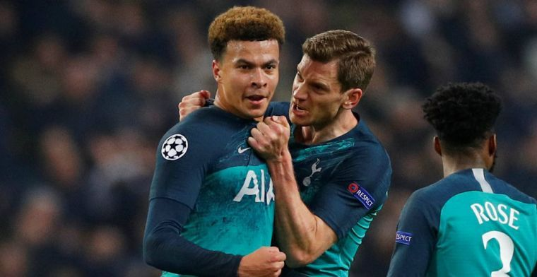 Update: Tottenham-duel wordt verplaatst: meer rust in aanloop naar Ajax-uit