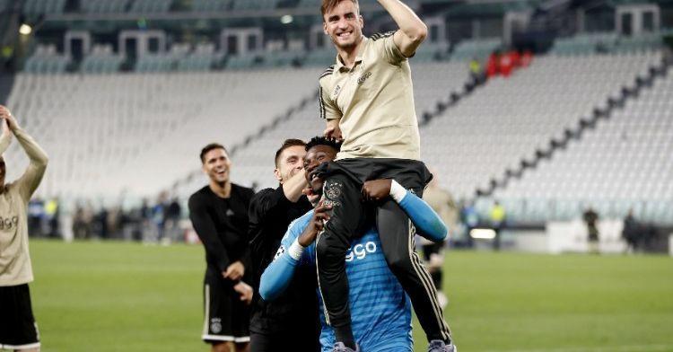 Tagliafico geeft Ajax sprankje hoop: 'Ik weet niet of ik blijf of vertrek'