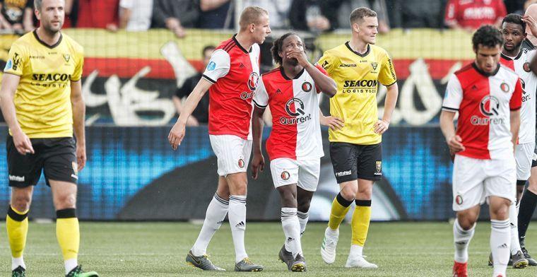 De Ligt maakt ook indruk op Feyenoord: 'Dat is alleen maar inspirerend'