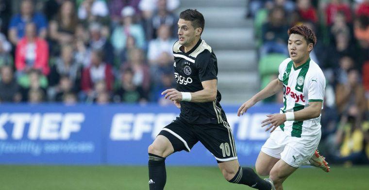 Tadic ziet 'totaal geen respect voor Ajax': Heel naar om mee te maken