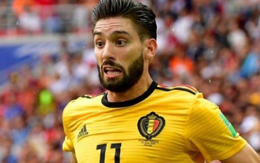 Afbeelding: Carrasco opnieuw belangrijk voor Chinese werkgever met vierde goal in zes matchen