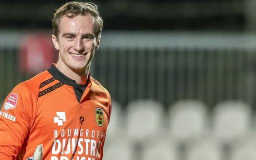 Afbeelding: 'Emmen wijst beoogde Scherpen-opvolger aan: coach Lukkien bekijkt doelman'
