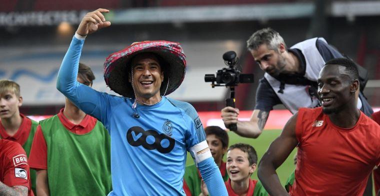 Ochoa uit zijn liefde voor Standard: De passie en intensiteit