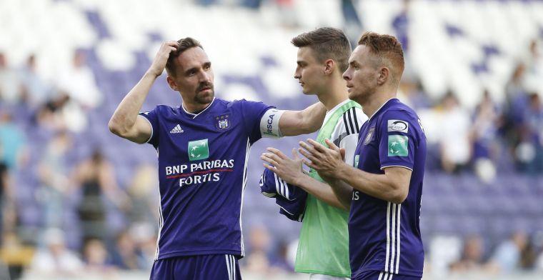 Kums reageert na Anderlecht - KAA Gent: Wat wil je dat ik uitleg?