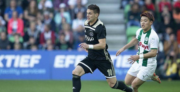 Kraay jr.: 'Als er een grote club komt gaat hij toch weg bij Ajax, denk ik'