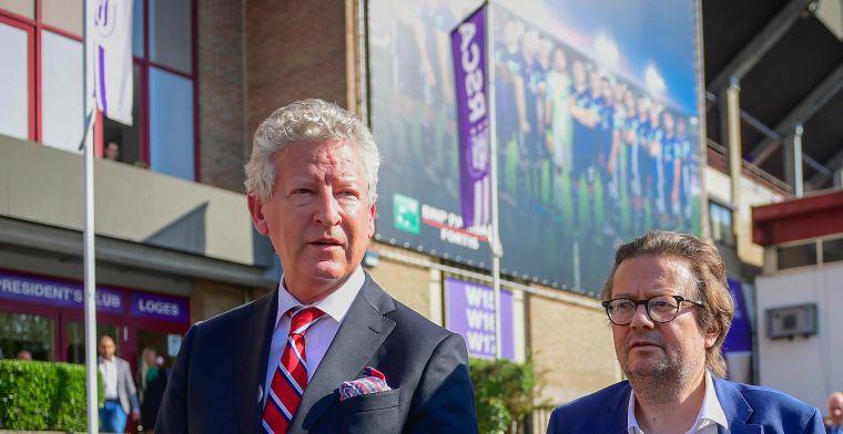 De Crem op veiligheidsbezoek bij Anderlecht: Het gaat niet enkel over vuurwerk