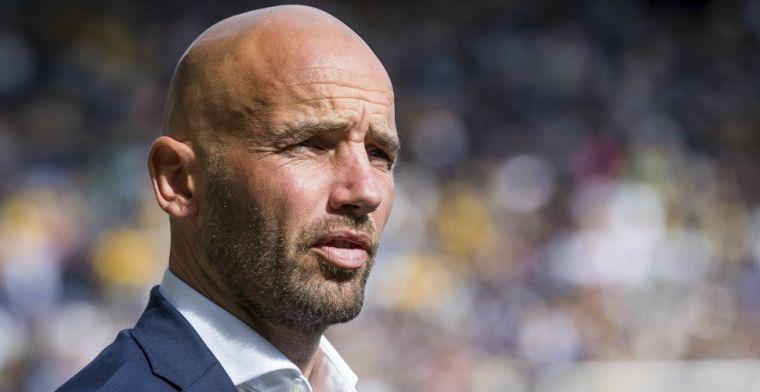 Excelsior open voor terugkeer Van der Gaag: 'Wij wilden met hem verder'