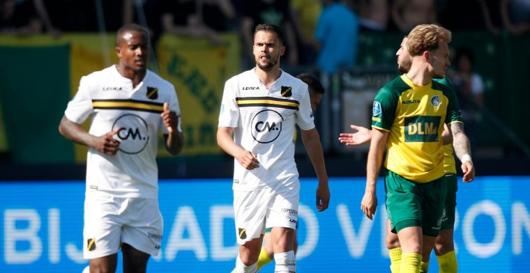 Geen trek in degradatie met NAC: 'Ik sta niet open voor de eerste divisie'