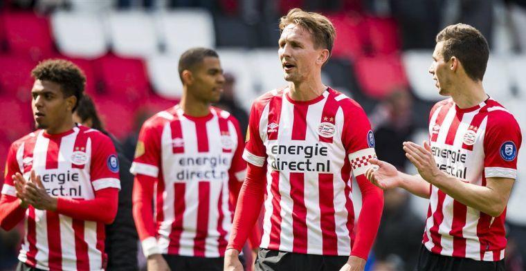 'PSV heeft niet de klasse om dat te overleven, Ajax heeft veel meer variatie'