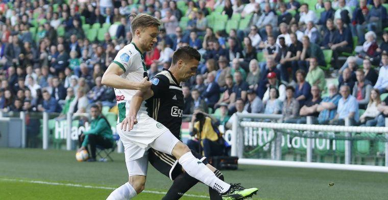Ajax maakt ook op Groningers indruk: 'Verdienen het om kampioen te worden'