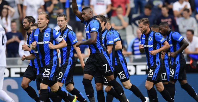 KRC Genk moet nog uitkijken: Club Brugge heeft de meeste kwaliteit