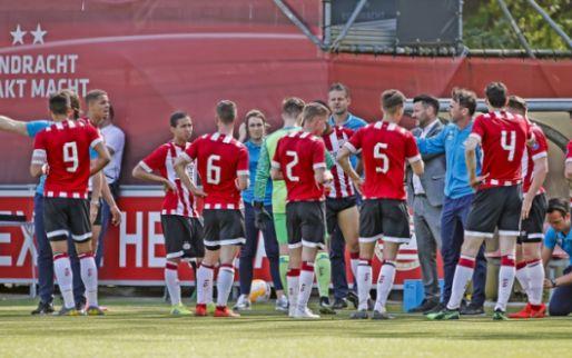 Afbeelding: FC Twente kampioen: achtervolger Sparta struikelt op bezoek bij sterk Jong PSV