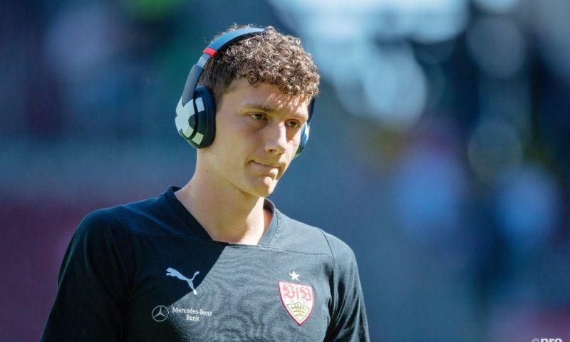 Afbeelding: 'Bayern haalde me omdat ik een van beste verdedigers van de Bundesliga ben'