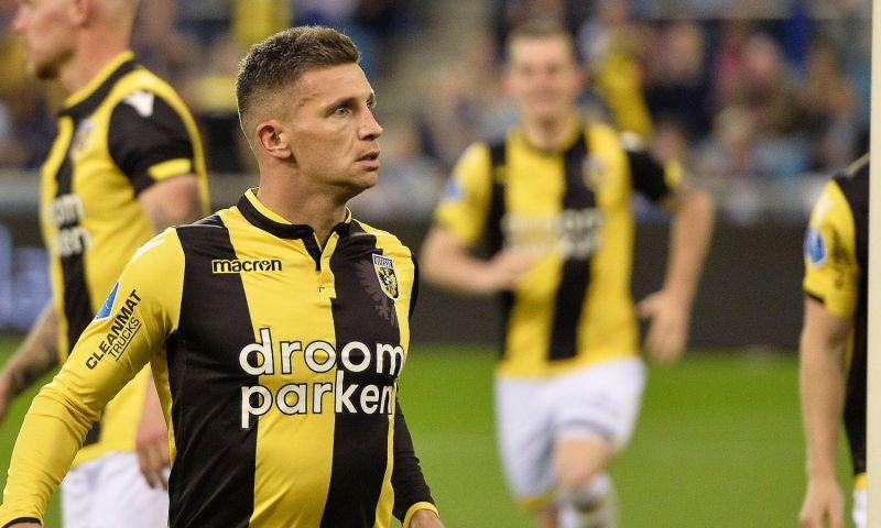 Afbeelding: VP's Elftal van de Week: één Ajacied, één PSV'er én hattrick hero Linssen