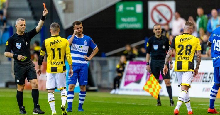 Vitesse ruim drie weken zonder Büttner: geen Ajax en De Graafschap voor back