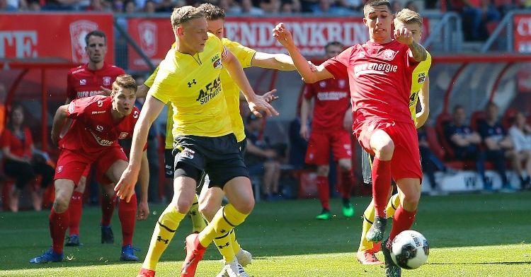 'Als FC Twente promoveert, degraderen ze ook weer meteen. Wat slecht zeg'