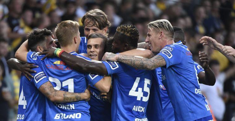 Genk kan al kampioen spelen op speeldag zeven of … bij Club Brugge