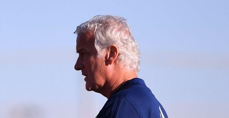 Rutten mag week na vertrek bij Anderlecht titel vieren: Beperkte rol