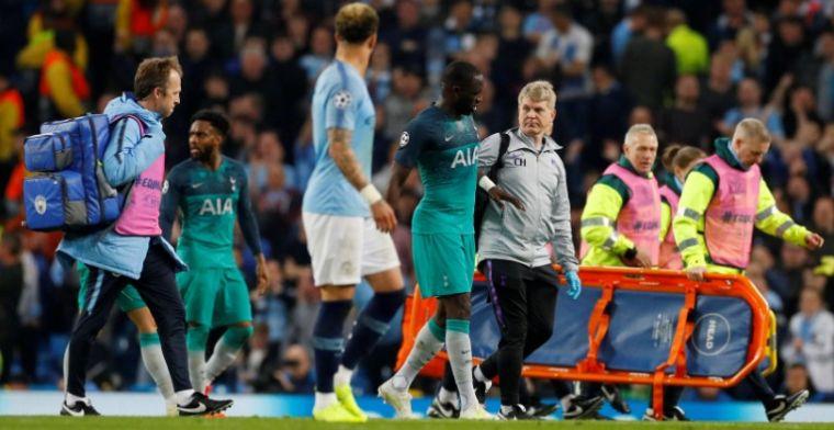 Tottenham mist mogelijk derde speler tegen Ajax: Ik ben niet optimistisch