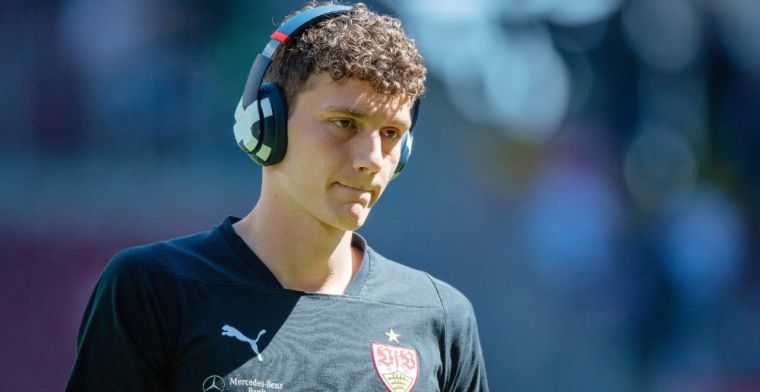 'Bayern haalde me omdat ik een van beste verdedigers van de Bundesliga ben'