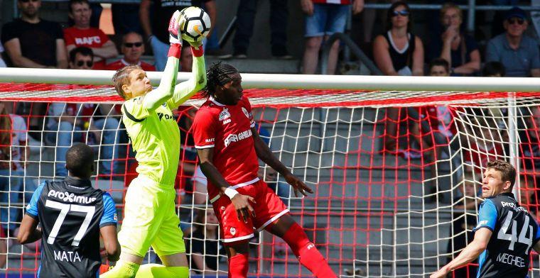 Club Brugge moet de rol lossen na gelijkspel tegen Antwerp; Genk zes punten los