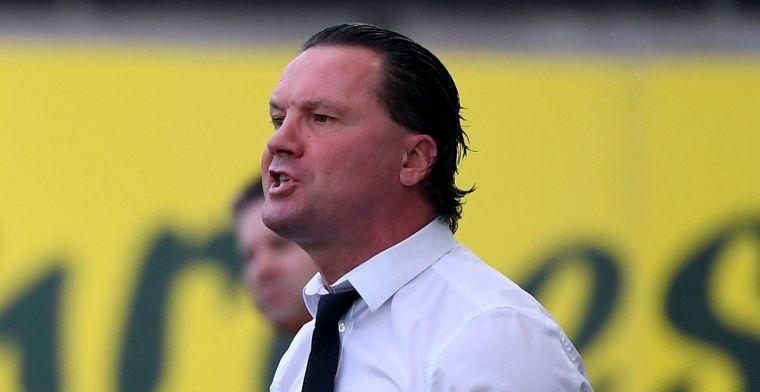 """Vreven na zware nederlaag tegen Charleroi: """"We kwamen tekort op alle vlak"""