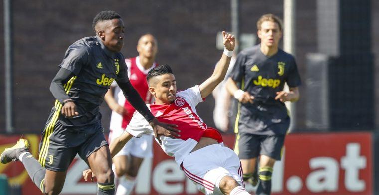Ajax O17 grijpt naast derde titel op rij en moet Future Cup aan Juventus laten
