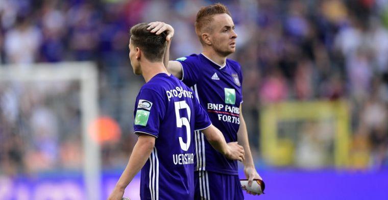 Trebel laat zich uit over zijn toekomst bij Anderlecht