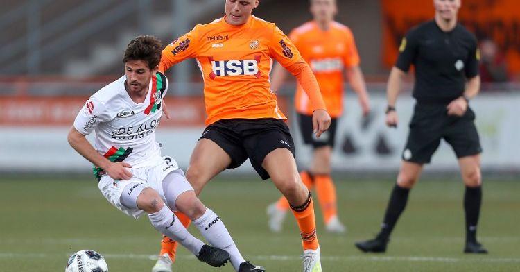 'Mijn toekomst ligt bij Heerenveen, 100 procent. We gaan nieuw contract tekenen'