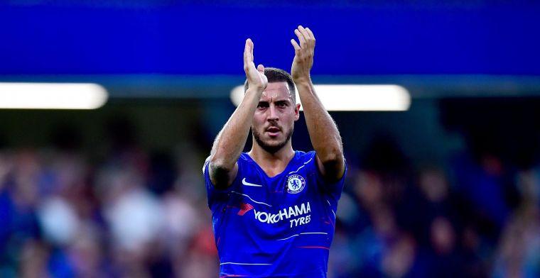'Chelsea wil opvolger van Hazard gaan weghalen bij FC Barcelona'