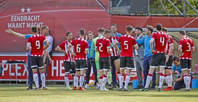 FC Twente kampioen: achtervolger Sparta struikelt op bezoek bij sterk Jong PSV