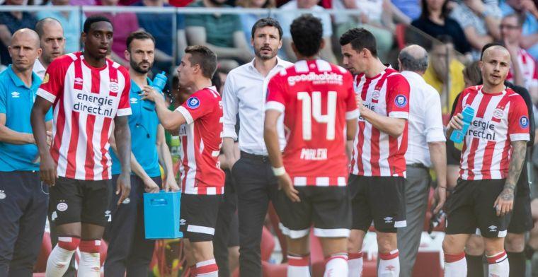 'Mooi dat Ajax-spelers over PSV praten, want dat betekent dat ze niet zeker zijn'
