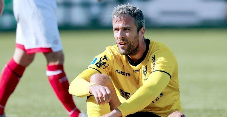 VVV-Venlo zet Seuntjens uit selectie: 'Kernwaarden van de club in het geding'