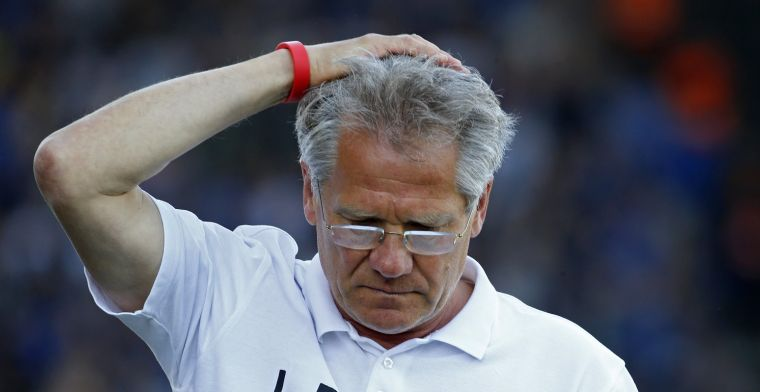 Bölöni reageert na clash met Club Brugge: Weerstaan aan de sterkste ploeg