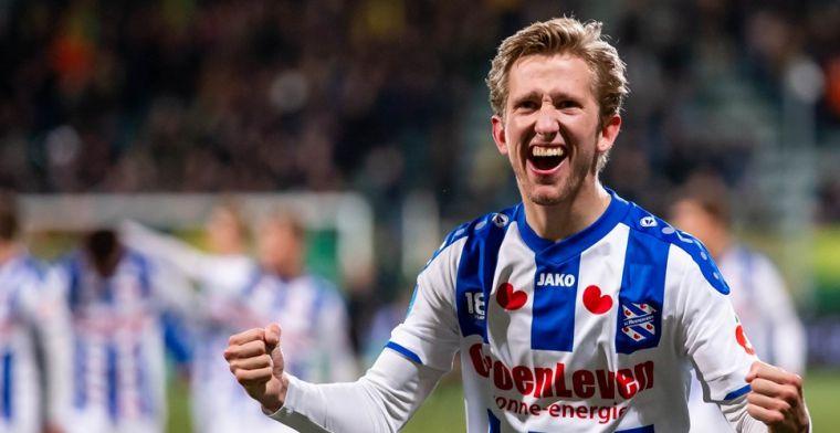 'Meerdere clubs melden zich voor Vlap, sc Heerenveen wil absolute hoofdprijs'