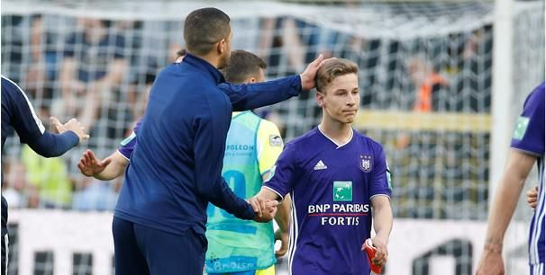 Anderlecht gaf alles tegen KAA Gent : Het was belangrijk om dat te doen