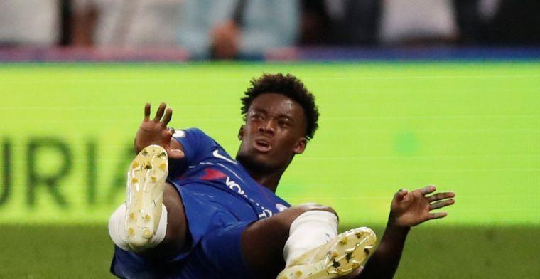 Dreun voor Chelsea: 'Mijn achillespees is gescheurd, ik ben er kapot van'