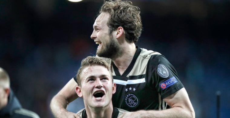 Twee basiskrachten van Ajax 'niet okselfris': 'Je zag hem een beetje strompelen'