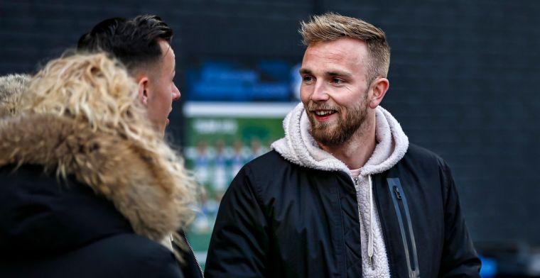 'Ik wil graag nog een keer naar het buitenland, dan is PSV wel lekker op je CV'