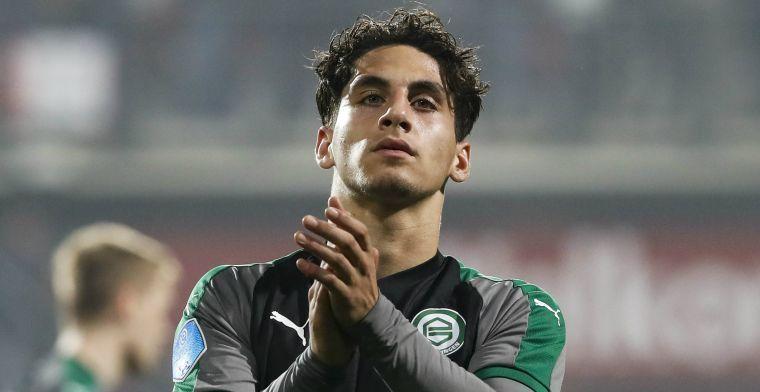 'Barcelona bereikt akkoord en gaat speler uit Groningen halen'