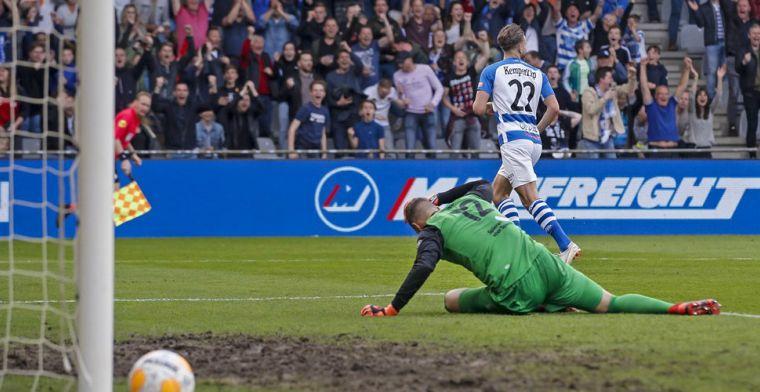 Scherpen blundert opnieuw bij FC Emmen: Ik denk dat het wel duidelijk is